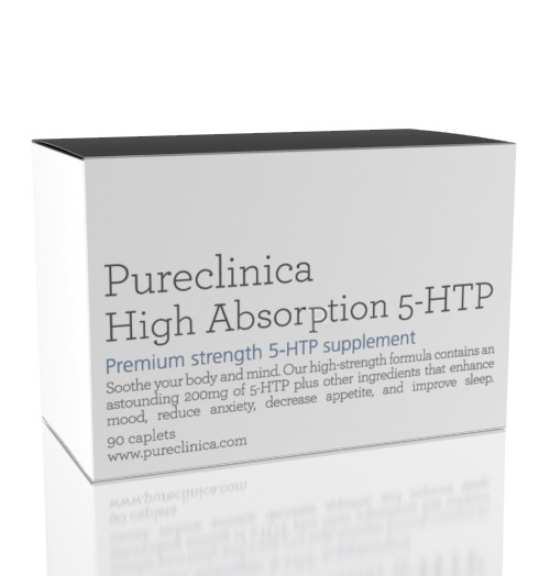 High Absorption 5-HTP - 200mg