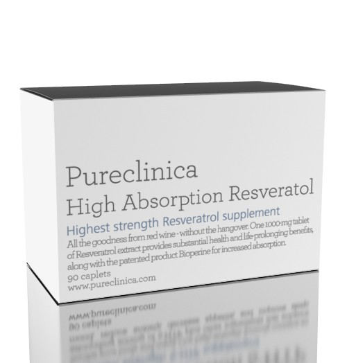 High Absorption Resveratrol 1000mg