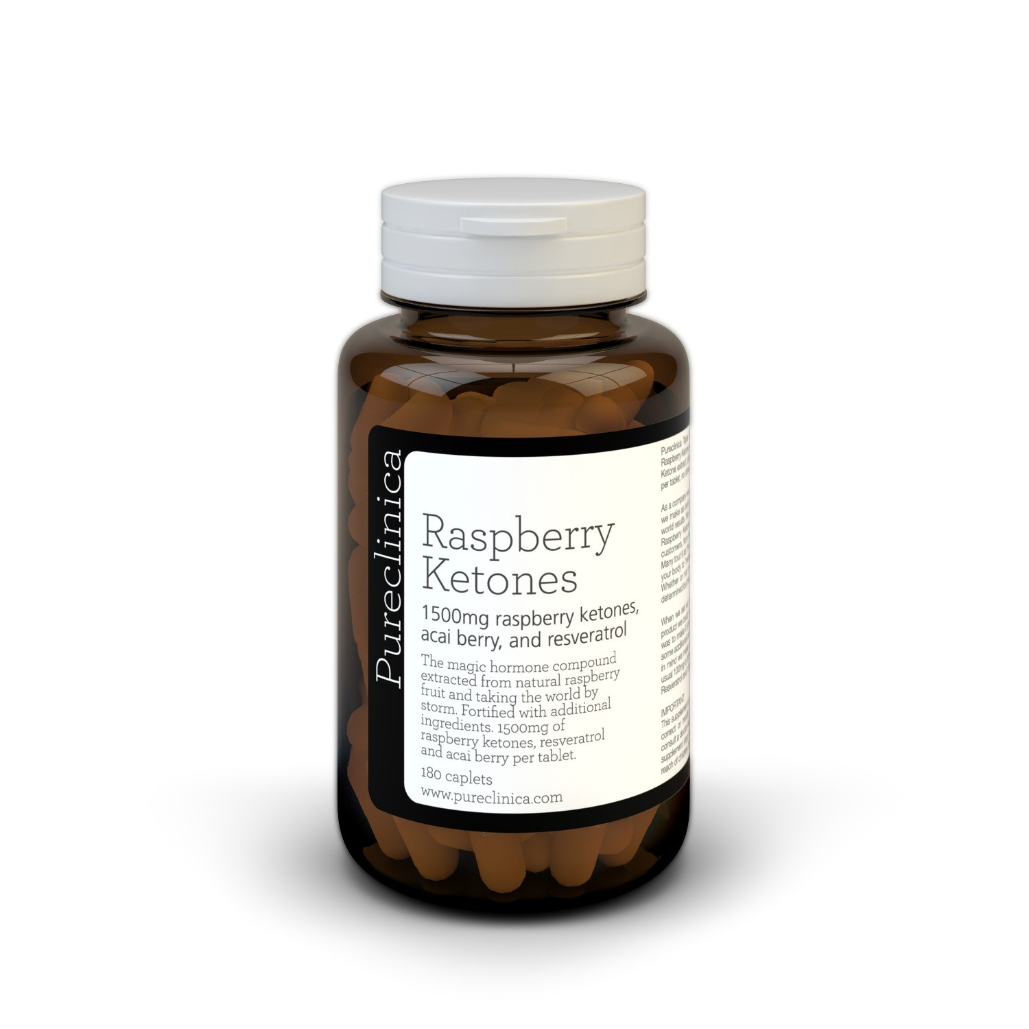 Triple Strength Raspberry Ketones